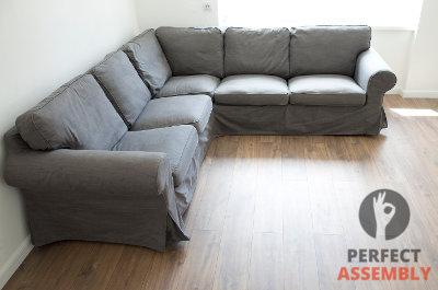 IKEA Sofa Assembly